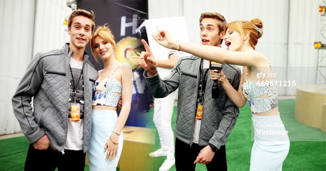 austin north and bella thorne copy