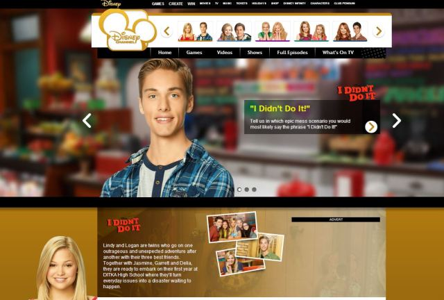 Official Site Disney Channel Uk Launched Their I Didn T