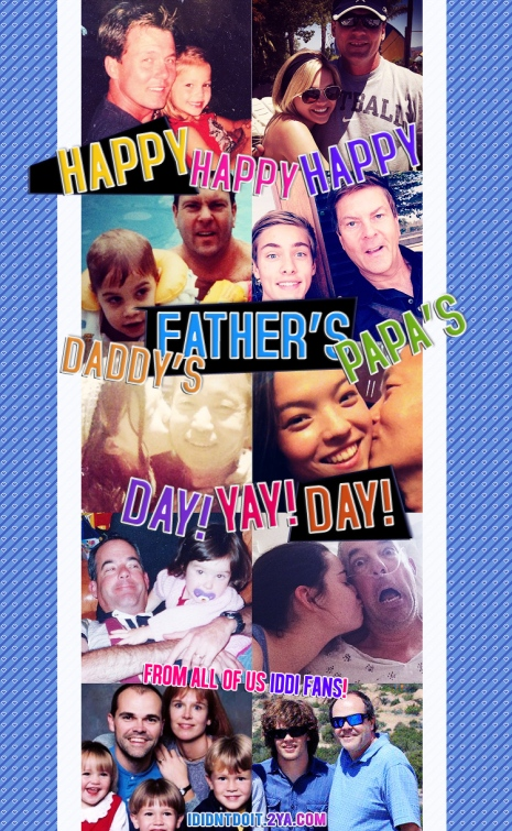 Happy Father's Day IDDI Dads copy