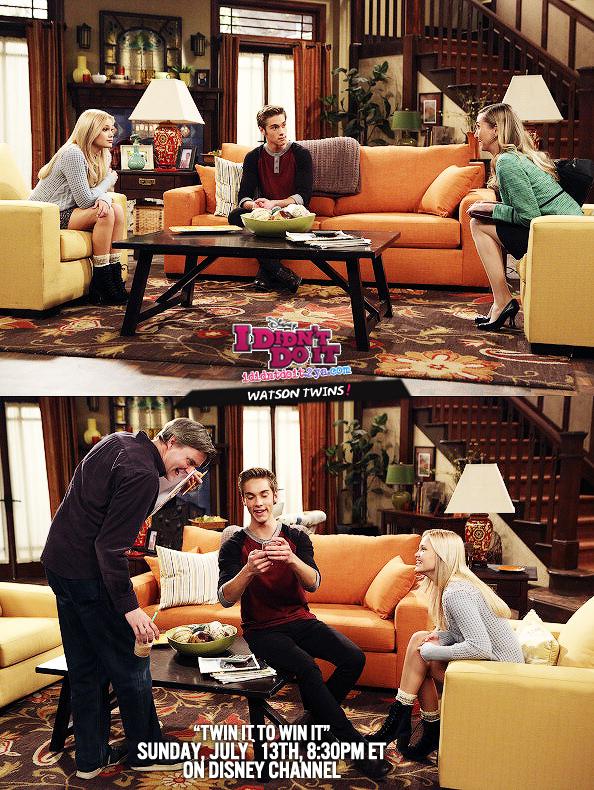 "Disney Channel's ""I Didn't Do It"" - Season One"